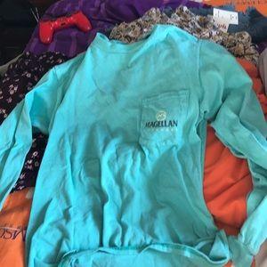 Magellan Long Sleeve fishing shirt